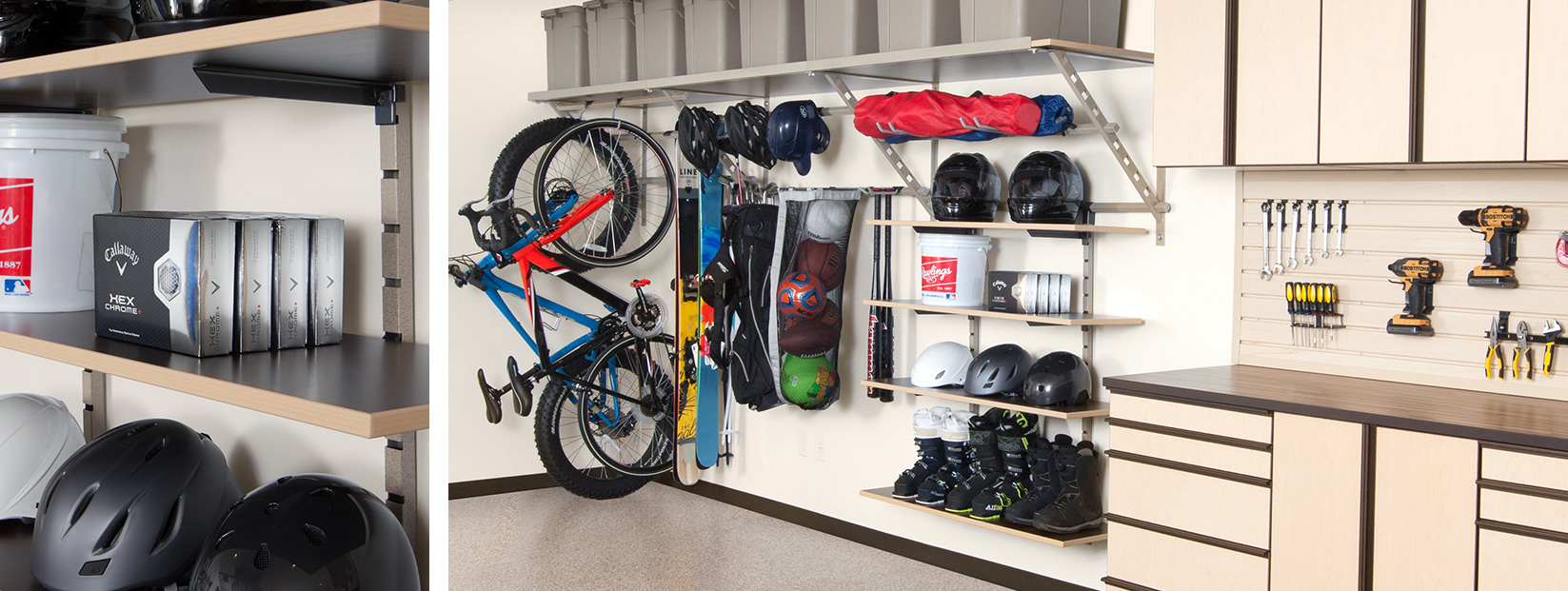Garage Shelving System Palm Beach