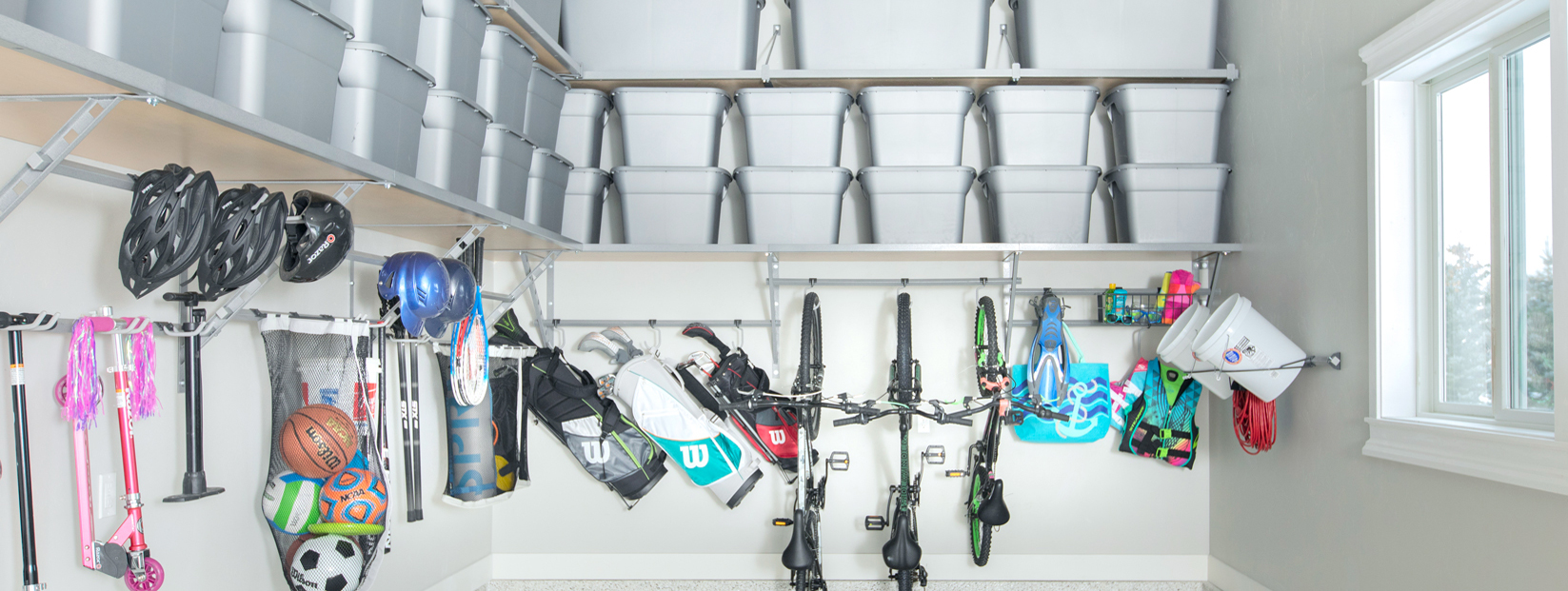 Garage Shelving Palm Beach